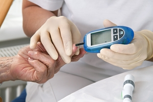 Blood tests reveal hypoglycemia in Type 2 diabetics