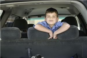 Report found lead in car seat