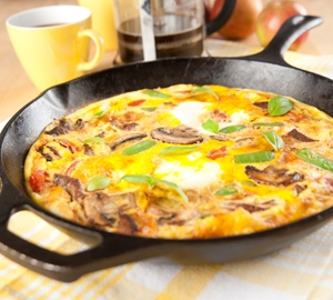 Lower your cholesterol levels with a big breakfast