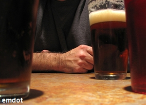 Beer festivals provide a comfortable atmosphere to discuss men's health