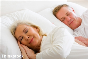 Routine may be key for better night's sleep for seniors