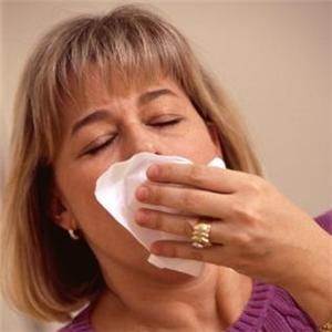 Exposure to sneezes may provoke health anxiety