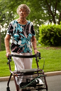 Study: Disability in elderly population on the rise