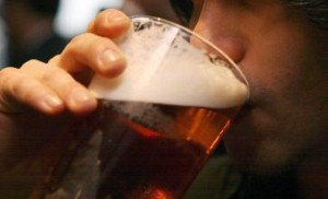 Alcohol limits inflammation in some liver disease patients