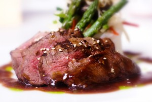 Beef can play role in cholesterol-lowering diet