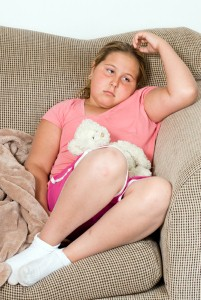 Childhood obesity is among adults' biggest worries for kids' health.