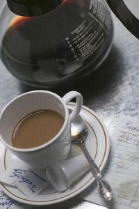 Coffee may reduce a woman's risk of breast cancer