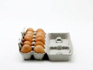 Eggs may help individuals boost their vitamin D levels during the winter