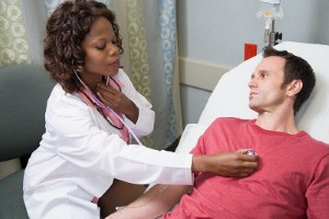 HIV patients may be more likely to experience heart failure