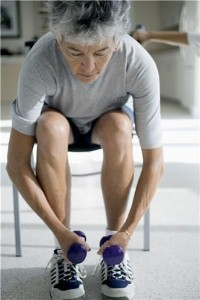 Increased exercise linked to lower rates of immobility among older diabetics