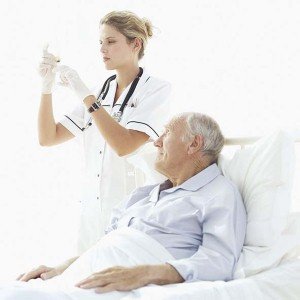 Nursing home patients rarely receive treatment for prostate cancer