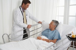 Older men have worse outcomes following prostate surgery, study finds