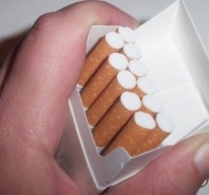 Quitting smoking may improve cholesterol test scores
