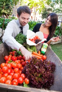 Researchers think vegetables may aid in the fight against prostate cancer