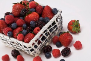 Strawberries may boost heart health