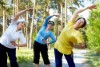 The bones of premenopausal women may benefit from even minor increases in physical activity.