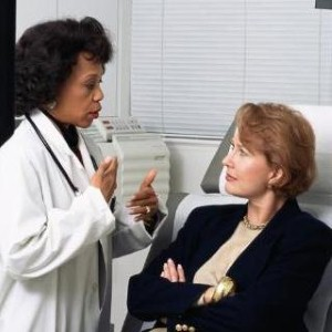 Women can go three to five years in between cervical cancer tests