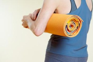 Yoga can help individuals manage stress levels